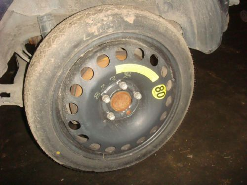 "ASTRA MK4 & MK5 16"" SPACE SAVER SPARE WHEEL & TYRE"